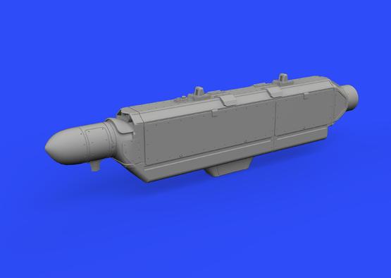 AN/ALQ-131 (deep) ECM pod 1/48  - 1