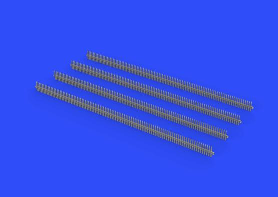Ammo belts 20 mm Hispano 1/48  - 1