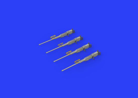 M2 Brownings w/handles 1/48  - 1