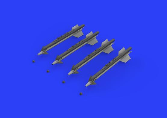 R-13M missiles 1/48  - 1