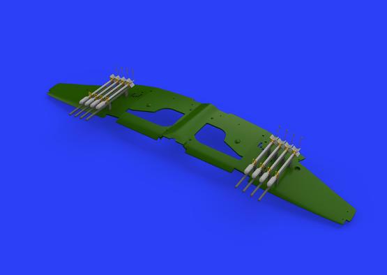 RP-3 60lb rakety pro Tempest Mk.V 1/48  - 1