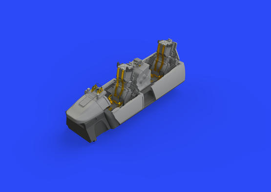 F-14D кабина 1/48  - 1