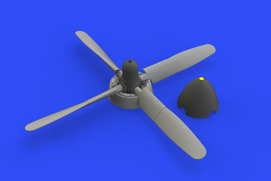 P-51D винт Hamilton Standard 1/48  - 1