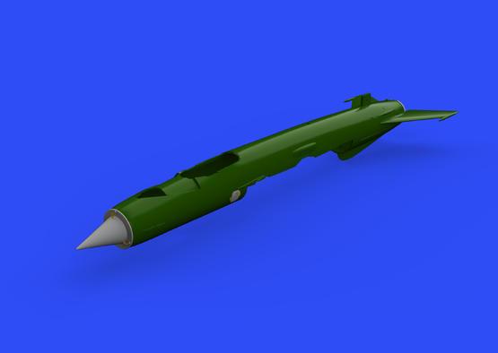 MiG-21 F.O.D. 1/48  - 1