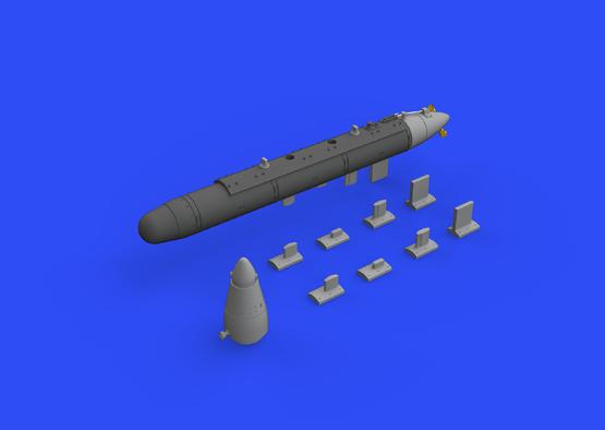 AN/ALQ-71(V)-3 ECM pod 1/48  - 1