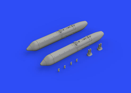 UPK-23-250 gun pods 1/48  - 1