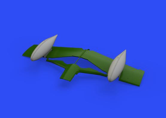 P-51D 165gal fuel tank 1/48  - 1