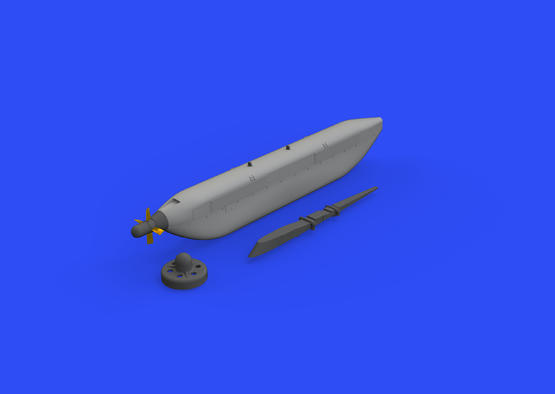 AN/ALQ-99 pod High Band 1/48