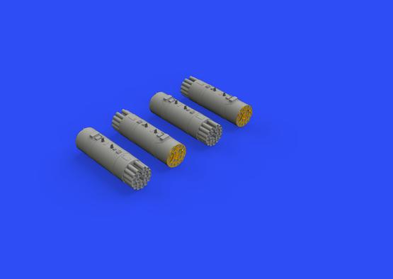 B8V20 rocket launcher 1/48  - 1