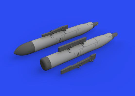SUU-23 gun pod 1/48  - 1