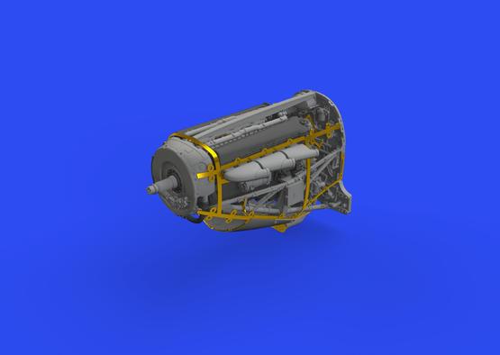 Spitfire Mk.II engine 1/48  - 1