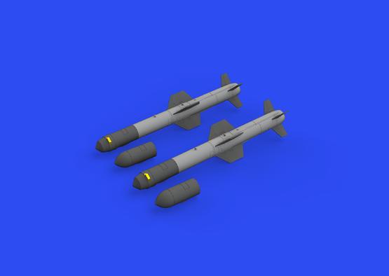 AGM-84D Harpoon 1/48  - 1
