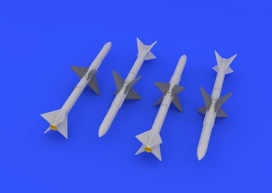 AIM-7E Sparrow 1/72  - 1