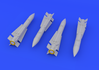 AIM-54C Phoenix 1/72 - 1/2