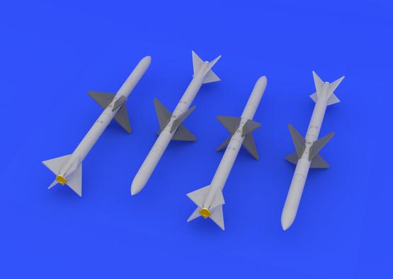 AIM-7M Sparrow 1/72  - 1