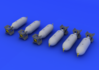 US 500lb bombs 1/72 - 1/3