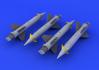 AGM-12B Bullpup A 1/72 - 1/2