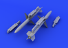 AGM-88 HARM 1/72 - 1/2