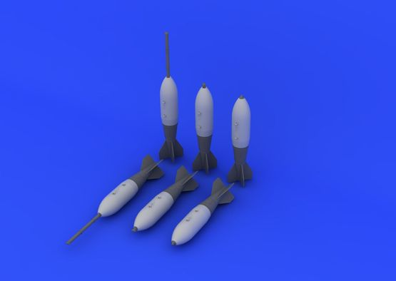 M117 bombs early  1/72 1/72  - 1