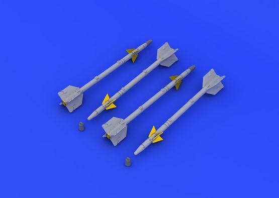 AIM-9E Sidewinder 1/72  - 1