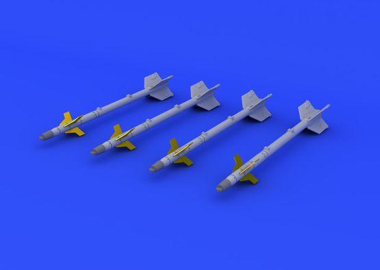 AIM-9J Sidewinder 1/72  - 1