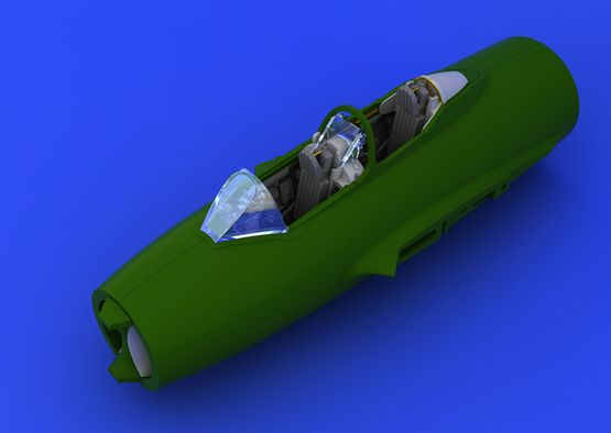 UTI MiG-15 kokpit 1/72  - 1
