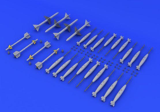 F-4 armament 1/72  - 1