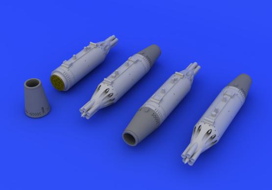 Ракетницы УБ-16 1/72  - 1
