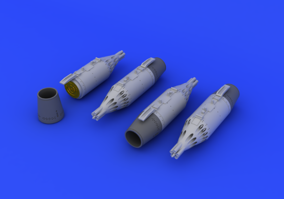 UB-32 rocket pods 1/72  - 1