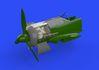 Fw 190A-5 engine 1/72 - 1/6
