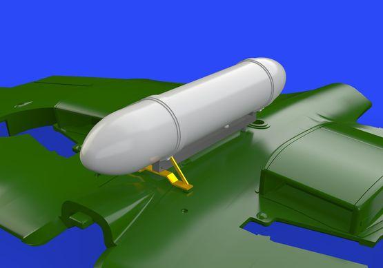 Spitfire подвесной бак 1/72  - 1