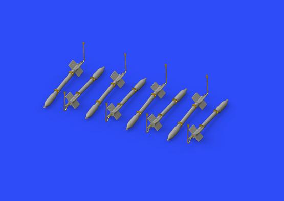 FFAR rockets 1/72  - 1