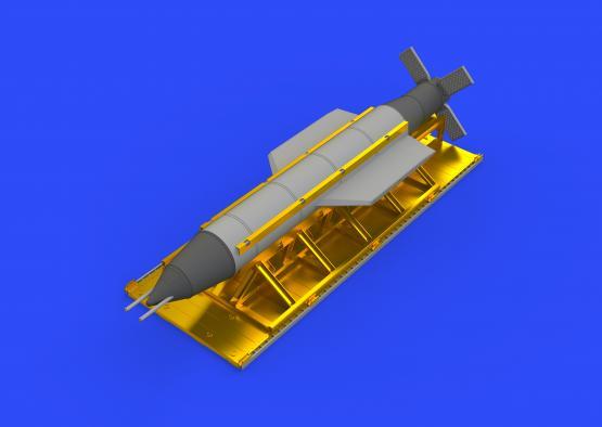 GBU-43/B MOAB 1/72  - 1
