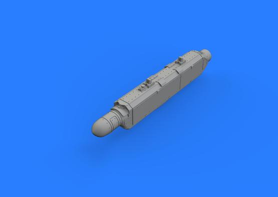 AN/ALQ-131 (shallow) ECM pod 1/72  - 1