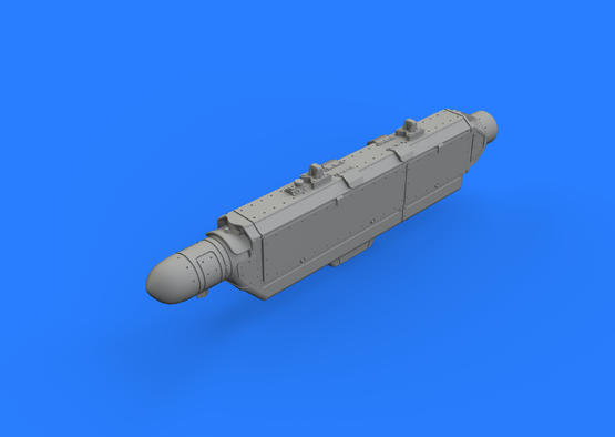 AN/ALQ-131(ディープ)ECM ポッド 1/72  - 1