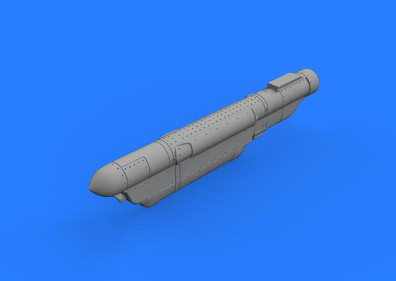 AN/ALQ-184 (short) ECM pod 1/72