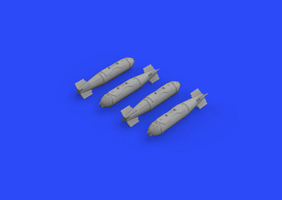 BL755 cluster bombs 1/72  - 1