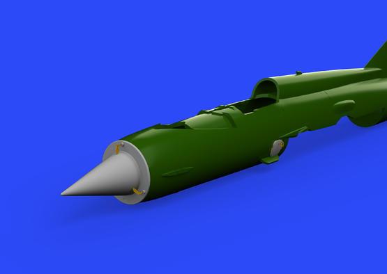MiG-21 F.O.D. 1/72  - 1