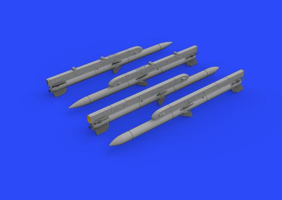 AIM-120C AMRAAM 1/72  - 1