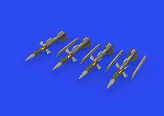 R-27R/R1 / AA-10 Alamo-A 1/72  - 1