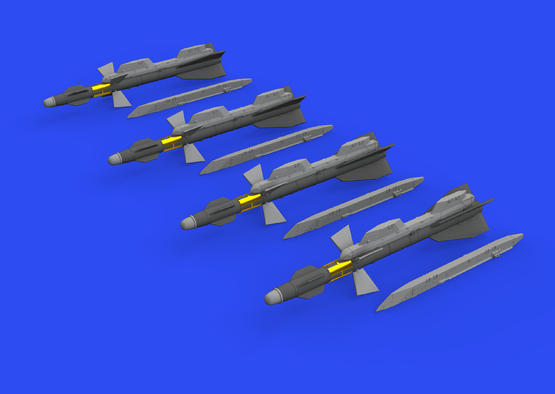 R-27T/T1 / AA-10 Alamo-B 1/72  - 1