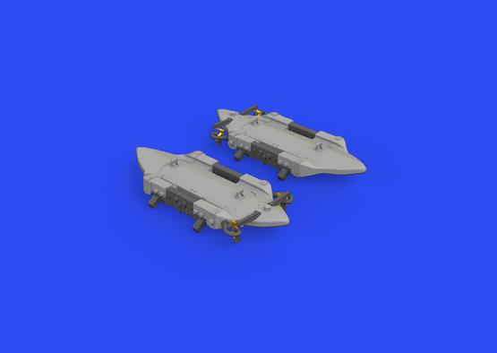 BRU-57A rack 1/72  - 1