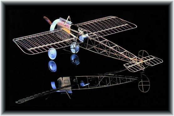 Fokker E.III - STRIPDOWN 1/72
