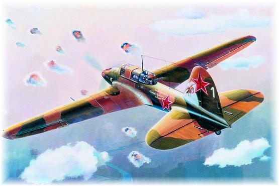 Il-2m3 Stormovik PROFIPACK 1/72