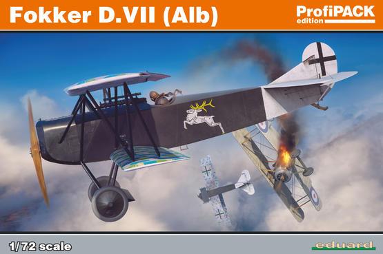 Fokker D.VII (Alb) 1/72