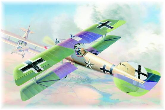 Albatros D.Va 1/72