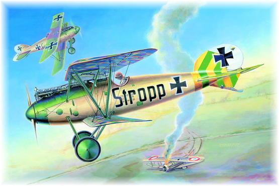 Albatros D.V PROFIPACK 1/72