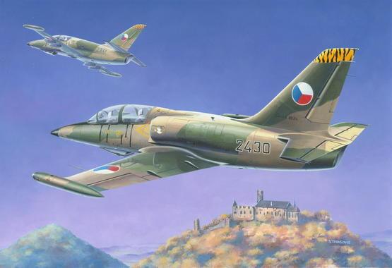 L-39ZA  Albatros 1/72