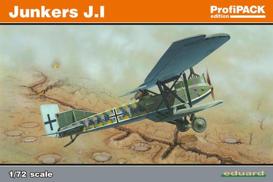 Junkers J.I 1/72
