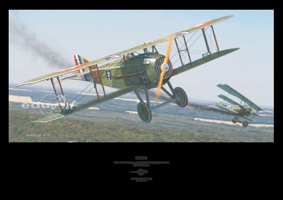Plakát - SPAD XIII